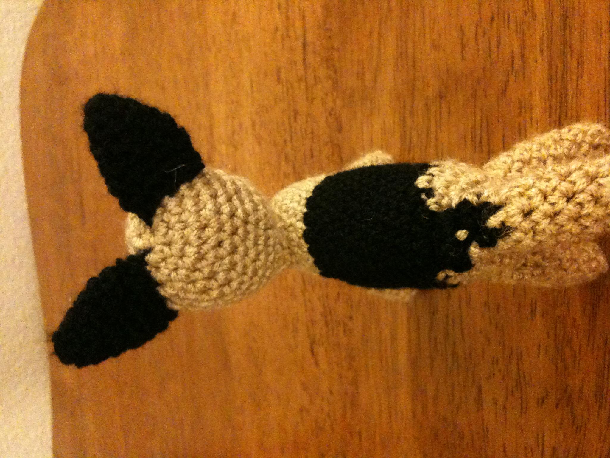 AmiDogs German Shepherd (Alsatian) amigurumi crochet pattern ...   1536x2048